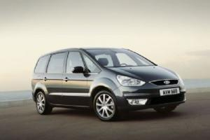 Ford Galaxy 7 seater car hire