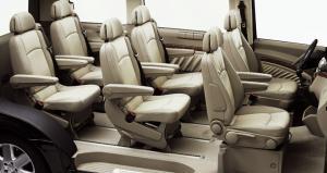 Mercedes Viano 7 Seater Car Hire