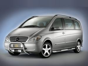 Mercedes Vito 7 Seater car hire