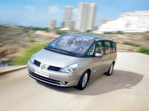 Renault Espace 7 seater car hire