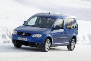 Volkswagen Caddy 7 seater car hire